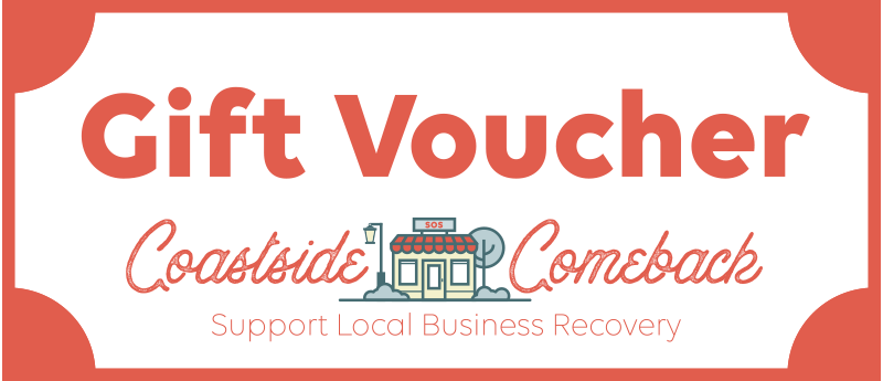 Coastside Comeback Gift Voucher